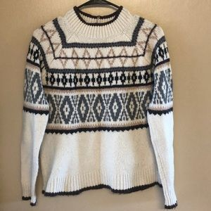 American Eagle knit pullover sweater Sz M